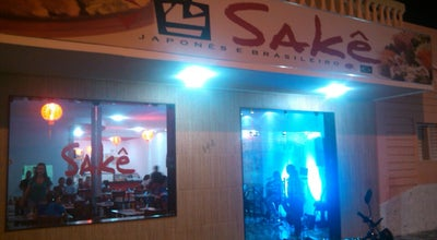 Photo of Japanese Restaurant Sakê at R. Felizardo Leite, Patos, Brazil