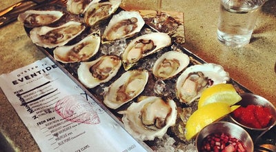 Photo of Seafood Restaurant Eventide Oyster Co. at 86 Middle St, Portland, ME 04101, United States