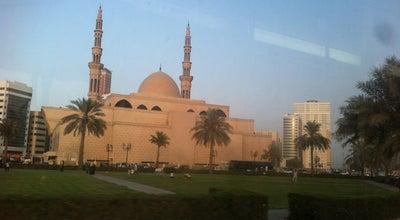 Photo of Mosque King Faisal Mosque at King  Abdul Aziz Street, Sharjah, United Arab Emirates