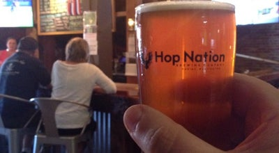 Photo of Brewery Hop Nation at 31 N 1st Ave, Yakima, WA 98902, United States