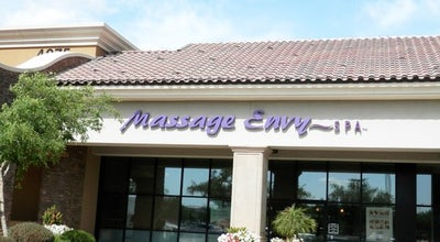 Photo of Spa Massage Envy - Fulton Ranch at 4985 S Alma School Rd, Chandler, AZ 85248, United States