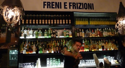 Photo of Cocktail Bar Freni e Frizioni at Via Del Politeama, 4-6, Roma 00153, Italy