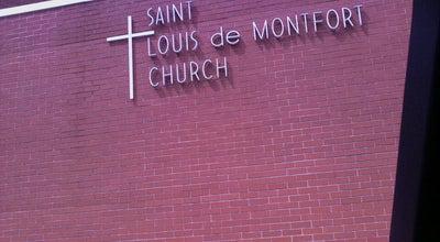 Photo of Church St. Louis De Montfort Parish at 8808 Ridgeland Ave, Oak Lawn, IL 60453, United States