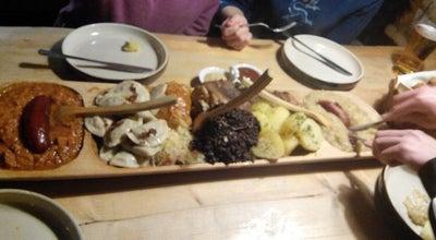 Photo of Restaurant Chata at Krowoderska 21, Kraków 31-141, Poland