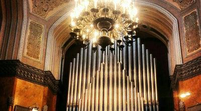 Photo of Concert Hall Органний зал філармонії at Вул. Унiверситетська, 11, Харків, Ukraine