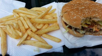 Photo of Burger Joint Uncle Sams Rustington at 26 Worthing Rd, Rustington BN16 3JX, United Kingdom