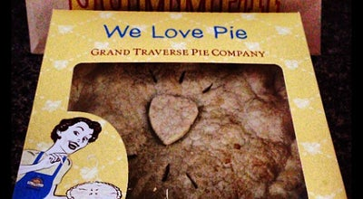 Photo of Cafe Grand Traverse Pie Company at 525 W, Traverse City, MI 49684, United States