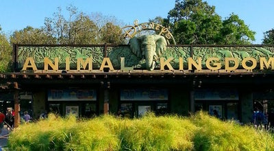 Photo of American Restaurant Rainforest Cafe - Disney Animal Kingdom at 505 N Rainforest Rd, Orlando, FL 32830, United States