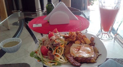 Photo of Vegetarian / Vegan Restaurant Frutos del Sol at Carrera 3 Oeste 3-20, Cali, Colombia