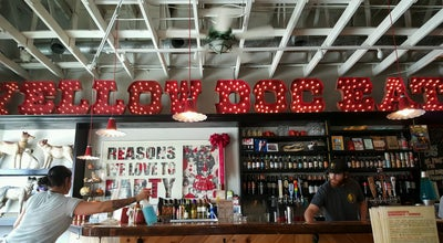 Photo of American Restaurant Yellow Dog Eats Kitchen and Bar at 147 Canal St, New Smyrna Beach, FL 32168, United States