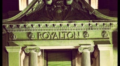 Photo of Hotel Royalton Hotel at 44 W 44th St, New York, NY 10036, United States