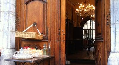 Photo of French Restaurant Caffè Forté at 4 Place De Lavalette, Grenoble 38000, France