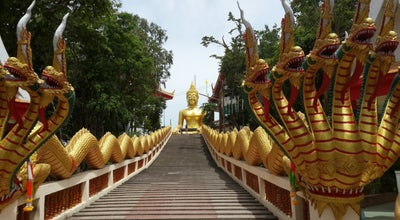 Photo of Temple Big Buddha Hill Temple at Thailand