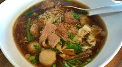 Photo of Ramen / Noodle House ชอ กะ เชอ : ก๋วยเตี๋ยว : ลำปาง at Lampang, Thailand