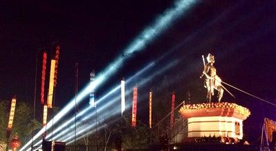 Photo of Monument / Landmark อนุสาวรีย์ เจ้าพ่อทิพย์ช้าง at Thailand