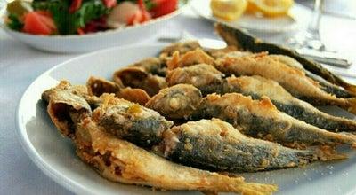 Photo of Fish and Chips Shop Kumsal restorant at Turkey