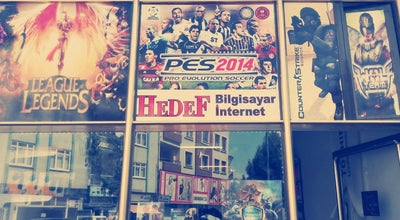 Photo of Arcade Hedef İnternet Cafe at 4 Eylül Mh., Kütahya 43500, Turkey