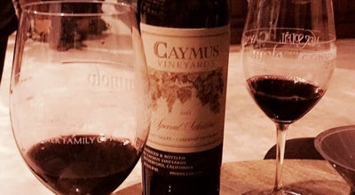 Photo of Tourist Attraction Caymus Vineyards at 8700 Conn Creek Road, Rutherford, CA 94573, United States