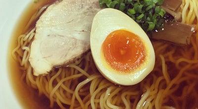 Photo of Food 長尾中華そば 青森駅前店 at 新町1-3-33, 青森市 030-0801, Japan