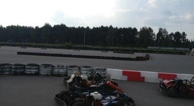 Photo of Racetrack Картодром им. Кухаренко at Ул. Раиса Беляева, Набережные Челны 423810, Russia