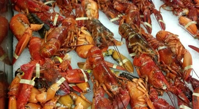 Photo of Seafood Restaurant San Pedro Fish Mkts and Restaurant at 1190 Nagoya Way, San Pedro, CA 90731, United States