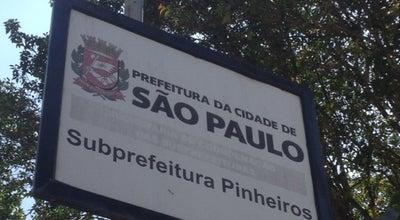 Photo of City Hall Subprefeitura de Pinheiros at Av. Das Nações Unidas, 7123, São Paulo 05425-070, Brazil