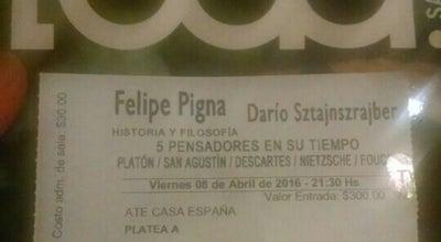 Photo of Theater ATE Casa Espana at Rivadavia 2871, santa fe 3000, Argentina