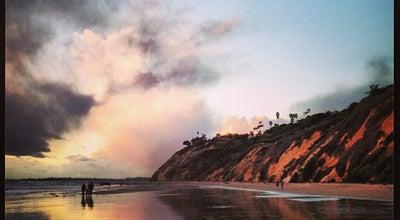 Photo of Beach Hendry's Beach at 2981 1/2 Cliff Dr, Santa Barbara, CA 93109, United States