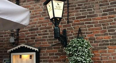 Photo of French Restaurant Huis met de Duivengaten at Alteveerstraat 1, Hoogeveen 7906, Netherlands