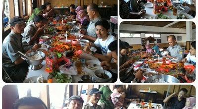 Photo of Asian Restaurant RM Masakan Sunda H. Nana at Cianjur, Indonesia