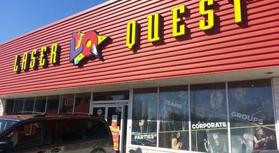 Photo of Laser Tag Laser Quest at 1980 Eglinton Ave. E, Toronto, ON M1L 2M6, Canada