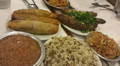 Photo of Middle Eastern Restaurant Rotisseria Sírio Libanesa at Lrg. Do Machado, 29, Rio de Janeiro 22221-901, Brazil