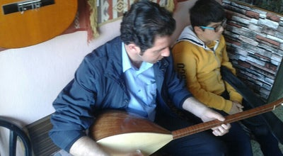 Photo of Music Venue Aliağa Türkü Saz Evi at Kurtuluş Mahallesi, İzmir 35800, Turkey