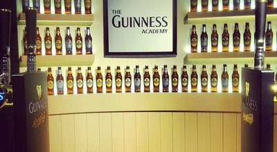 Photo of Beer Store Guinness Academy at St James's Gate, Dublin 8, Ireland