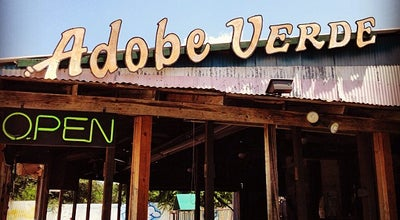 Photo of Mexican Restaurant Adobe Verde at 1724 Hunter Rd, New Braunfels, TX 78130, United States