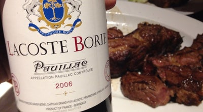 Photo of Steakhouse Grill Bordelais at 12 Rue Des Pilliers De Tutelle, Bordeaux 33000, France