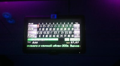 Photo of Bowling Alley Шустрая Кегля at Russia