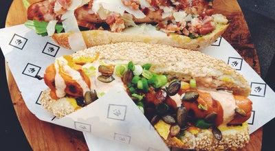 Photo of Hot Dog Joint Würst at Margarethaplein 1, Leuven 3000, Belgium