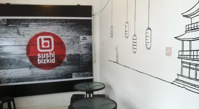 Photo of Sushi Restaurant Sushi Bizkid at Jl. Haji Bau No. 40a, Makassar, Indonesia