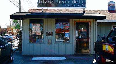 Photo of Cuban Restaurant Black Bean Deli Winter Park at 325 S Orlando Ave, Winter Park, FL 32789, United States
