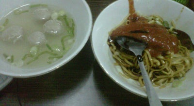 Photo of Ramen / Noodle House Baso Simanalagi Ciamis at Indonesia