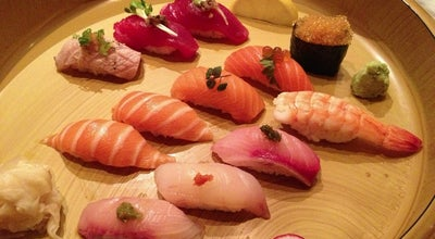 Photo of Sushi Restaurant Momoya at 185 7th Ave, New York, NY 10011, United States