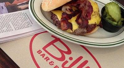Photo of Burger Joint Bill's Bar & Burger at 22 9th Ave, New York, NY 10014, United States