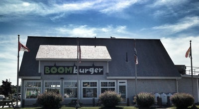 Photo of Burger Joint BOOMBurger at 403 Capital Dr., Charlottetown, Pr C1E 1Z3, Canada