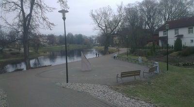 Photo of Lake Dzirnavu Ezeriņš at Dzirnavu Ezeriņš, Valmiera LV-4201, Latvia