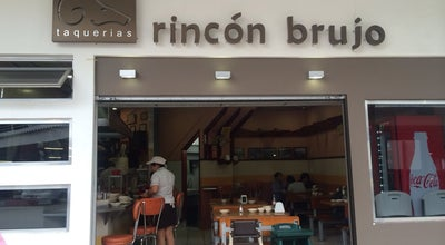 Photo of Taco Place Rincón Brujo 3 at (plaza Crystal) Blvd. Lazaro Cardenas, Poza Rica, Mexico