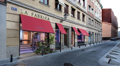 Photo of Breakfast Spot La Fábrica at C. Alameda, 9, Madrid 28014, Spain