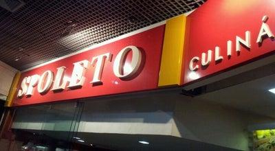 Photo of Italian Restaurant Spoleto Culinária Italiana at Macapá Shopping Center, Macapá 68900-095, Brazil