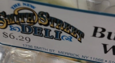 Photo of Deli / Bodega Smith Street Deli at 249 Smith St., Merrick, NY 11566, United States
