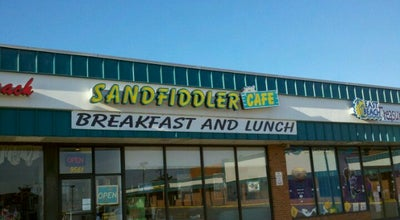 Photo of Breakfast Spot Sandfiddler Cafe at 9561 Shore Dr, Norfolk, VA 23518, United States